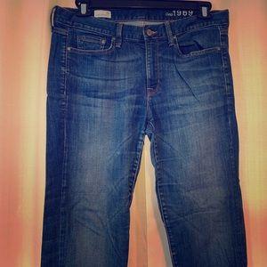 Gap 1969 Sexy Boyfriend Jeans - size 30